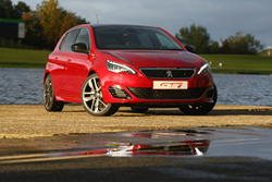 The new Peugeot 308 GTi by Peugeot Sport launches in UK