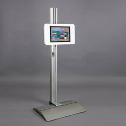 Shell+ 12 Freestanding Height Adjustable Tablet Enclosure