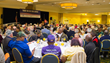 More than 400 veterans attended the sixth annual Veterans Breakfast, hosted by Westchester County's four local hospices, at the Westchester Marriott in Tarrytown Friday, Nov. 6, 2015.