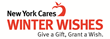 New York Cares Seeks Thousands of Generous New Yorkers to Grant 42,000 Holiday Gift Requests to Homeless and Other Struggling Neighbors in the Five Boroughs
