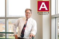 Photo: Dr. Scott Ballantyne, Alvernia University