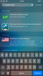 Dashlane iOS Search
