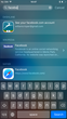 Dashlane iOS Search 2