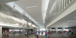 Gordon Huether Awarded Major Art Installations at New Salt Lake City Int'l Airport