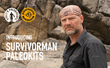 Les Stroud Collaborates with Steve's PaleoGoods to Create New Survivorman Inspired PaleoKits