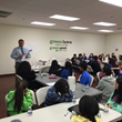 Matt Jesson Speaks to Chester County Future Students about Entrepreneurship