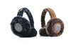 Power Muffs Bluetooth Earmuff Headphones Combine Sensational Sound with Fashion to Keep You Looking Good and Warm in Any Weather