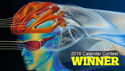 CD-adapco Announces Winner of 2016 Calendar Competition