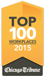 Rightpoint Named Winner of The Chicago Area 2015 Top Workplaces Award from Chicago Tribune