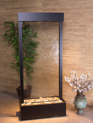 Indoor Floor Water Fountains are Growing in Popularity
