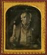 Caesar: A Slave, ca. 1850. Daguerreotype. New York Historical Society.