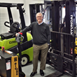 Craig Seamans Named Director of Forklift Sales Operations For The Western Region of Modern Group