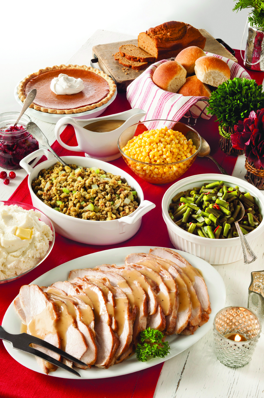 A Farm-Fresh Thanksgiving Feast
