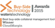 "CloudMargin Named ""Best Buy-Side Collateral Management Tool"" in the 9th Annual Buy-Side Technology Awards"