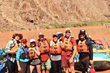 Drug Addiction Therapy and Residential Treatment Program Professionals Unplug on River Trip to Grand Canyon