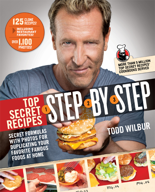 Copy That! Secret Restaurant Recipes. Top secret restaurant recipes from your favorite chains created by Food Network Magazine. The rub recipe is a corporate secret — only Dave and two.