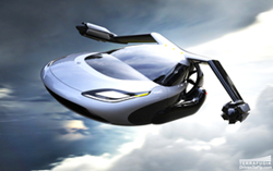 Terrarugia Flying Car