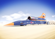 Introducing 1000 mph Bloodhound Supersonic Car