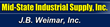 RelaDyne Acquires Mid-State Industrial Supply and J.B. Weimar, Inc.