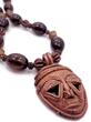 "Emily Deschanel Wears Jewelry by Andrea's ""The Masks We Wear"" Necklace on Episode 11:6 of ""Bones"""