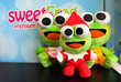 sweetFrog Mascot Scoop Appointed Honorary Christmas Elf