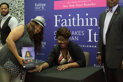 Destiny Image Announces New Title, Faithing It By Cora Jakes Coleman,...