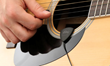 iRig Acoustic Now Shipping: IK Multimedia Reinvents Guitar Miking for Mobile Players