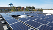 New Solar Array at Controller Technologies in Rochester, Michigan