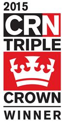 Clearpath Named as 2015 CRN Triple Crown Winner