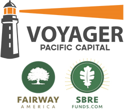 "Fairway America, LLC (""Fairway""),announced today that its client, Voyager Pacific Capital (""Voyager"") launched its second SBRE fund in the past year"