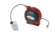 Explosion Proof Tool Tap Reel with Single Receptacle Released by Larson Electronics