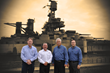 Custom Air Products & Services, Inc. Recognized for Donations to Battleship Texas