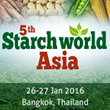 Bangkok Hosts CMT's 5th Starch World Asia Summit on 26-27 January