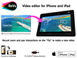 ReVu App Debuts for Beta Testing - Improving How iPhone and iPad Video Footage Can Be Edited