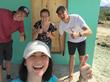 Filming in Haiti Selfie
