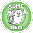 Acme Deli Logo - Food Delivery and Catering in Saint Paul