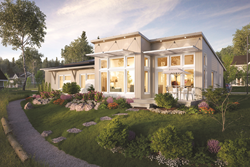 Huber Engineered Woods Sponsors the 2015 Greenbuild Unity Home