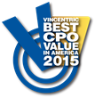 2015 Vincentric Best CPO Value in America