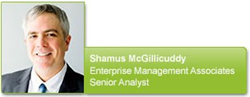 Shamus McGillicuddy, Enterprise Management Associates Senior Analyst