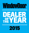 Window & Door Magazine Names BM Windows in San Diego the 2015 Dealer of the Year for Excellence in Customer Service