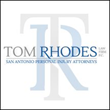 "Tom Rhodes Law Firm Named Among ""Best Law Firms"" in San Antonio"