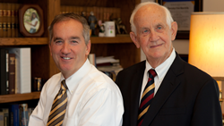 Top-Rated Indianapolis medical malpractice lawyers, Charlie and Don Ward