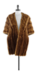 Krause & Co. Vintage Brown Mink Fur Cape $488.99