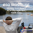 ESQ Announces Signature Program for Easy Upgrade from Legacy ATM Management Solutions