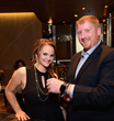 Steve Shanton, Amanda Baker at Holiday Shopping Event to benefit The ALS Association Greater Philadelphia Chapter (Photo by Lisa Lake/Getty Images for David Yurman)