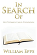 Author William Epps Releases 'In Search Of'