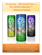 Minerco's The Herbal Collection™ Reveals CB Tea