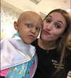 16-Year-Old Leads Worldwide Movement to Find a Cure For Pediatric Cancer