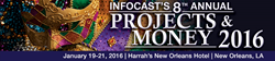 Infocast's 8th Annual Projects & Money 2016