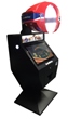 The BobbleShop 3D Automated Photo Kiosk Stands Alone